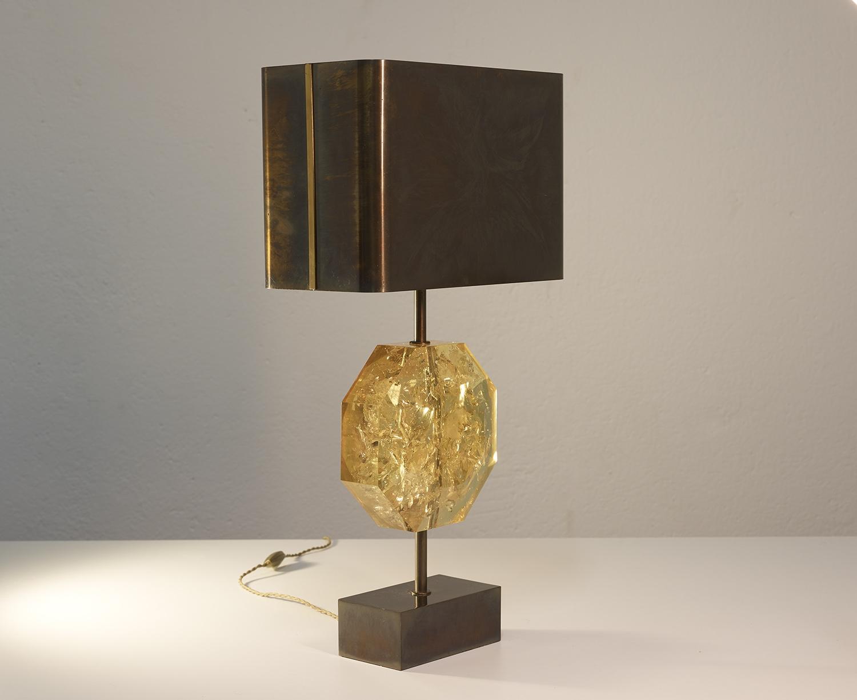 lampe-de-table-octogonale-en-resine-de-maison-charles-1970-image-05