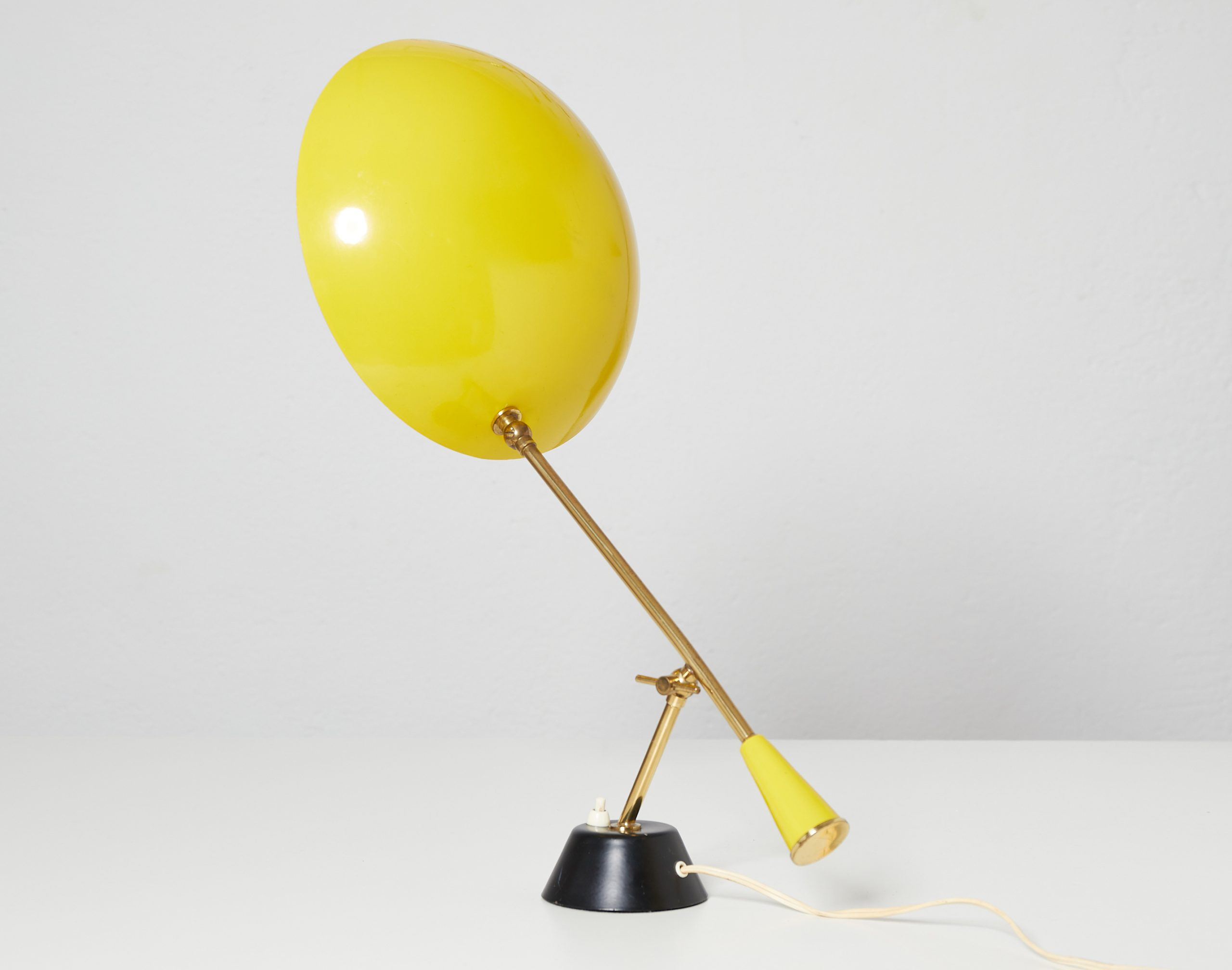 brass-and-yellow-lacquered-metal-table-lamp-with-counterweight-switzerland-1950-image-05